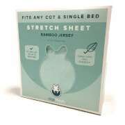 ergoPouch Bamboo Jersey Stretch Sheets - Mint