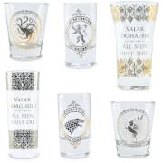 Game Of Thrones Premium Glass Set