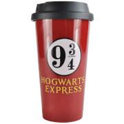 Harry Potter Travel Mug (Platform 9 3/4)