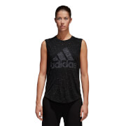 adidas Women's Winners Tank Top - Black