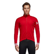 adidas Men's Adistar Cycling Jersey - Scarlet