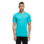 adidas Men's Supernova Running T-Shirt - Aqua