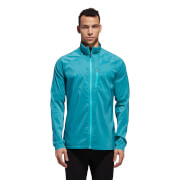 adidas Men's Supernova Running Jacket - Aqua