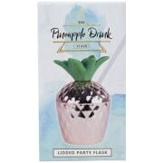 Pineapple Drinks Flask