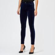 J Brand Women's Maria High Rise Skinny Jeans - Night Out