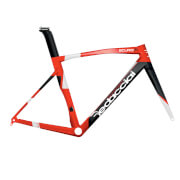 Dedacciai Scuro 25 Disc Frameset - Red