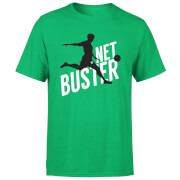 Net Buster Men's T-Shirt - Kelly Green