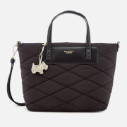 Radley Women's Charleston Medium Multiway Grab Ziptop Tote Bag - Black