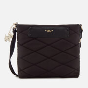 Radley Women's Charleston Medium Cross Body Bag Ziptop - Black