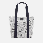 Radley Women's Data Dog Large Tote Bag North South Shoulder Bag - Chalk