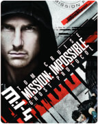 Mission Impossible Phantom Protokoll - 4K Ultra HD - Limited Edition Steelbook
