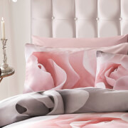 Ted Baker Porcelain Rose Pillowcase Pair - Pink