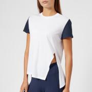 LNDR Women's Tuck Short Sleeve T-Shirt - White