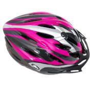 Coyote Sierra Dial Fit Adult Cycling Helmet - Pink