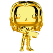 Marvel Studios 10th Anniversary Gamora Gold Chrome Funko Pop! Figuur