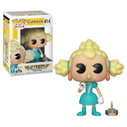 Cuphead Sally & Wind Up Mouse Funko Pop! Vinyl