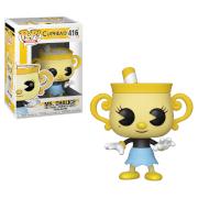 Figura Funko Pop! Ms. Chalice - Cuphead