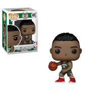 NBA Milwaukee Bucks Giannis Antetokounmpo Funko Pop! Vinyl