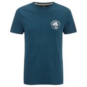 Threadbare Men's Venice Beach T-Shirt - Ocean Blue Marl