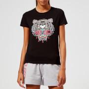 KENZO Women's Classic Tiger Single T-Shirt - Black