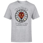 Bobs Burgers Wonder Wharf Fun House Men's T-Shirt - Grey