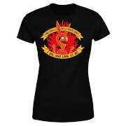 Bobs Burgers Sell Your Soul Women's T-Shirt - Black