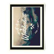 Wanderlust A3 Print Art Print