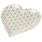 Parlane Ceramic Heart Trinket Dish