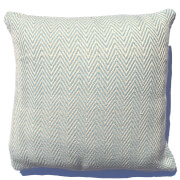 Rapport Skye Cushion - Duck Egg