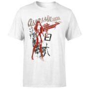 Marvel Knights Elektra Assassin Men's T-Shirt - White