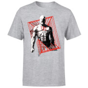 Marvel Knights Daredevil Cage Men's T-Shirt - Grey