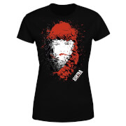 Marvel Knights Elektra Face Of Death Women's T-Shirt - Black