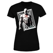 Marvel Knights Daredevil Cage Women's T-Shirt - Black