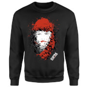 Marvel Knights Elektra Face Of Death Sweatshirt - Black