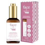 Face by Skinny Tan Moisturising Oil Drops 30ml