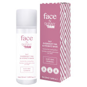 Face by Skinny Tan Overnight Tan & Hydrate Mask 50ml