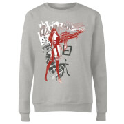 Marvel Knights Elektra Assassin Women's Sweatshirt - Grey