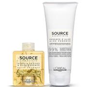 L'Oréal Professionnel Source Essentielle Daily Duo