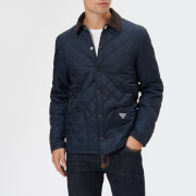 Barbour Men's Beacon Starling Quilted Jacket - Navy