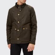 Barbour Men's Beacon Stybarrow Wax Jacket - Olive