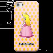 Nintendo Super Mario Princess Peach Peeking Smartphone Schutzhülle for iPhone and Android