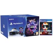 Sony Playstation VR Starter Kit including Playstation Worlds & Superhot