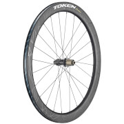 Token Konax Pro Disc Prime Carbon Tubeless Ready Wheelset - Shimano