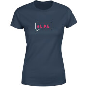 Like Women's T-Shirt - Navy