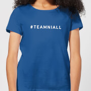 TeamNiall Women's T-Shirt - Royal Blue