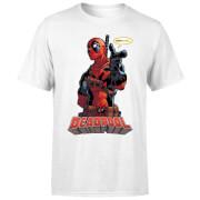 Marvel Deadpool Hey You Herren T-Shirt - Weiß