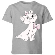 Disney Aristocats Marie Kids' T-Shirt - Grey
