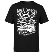American Gods Car Storm Men's T-Shirt - Black