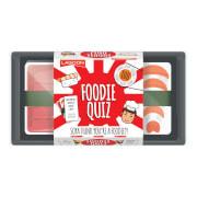 Soya Think You're a Foodie? Food Quiz