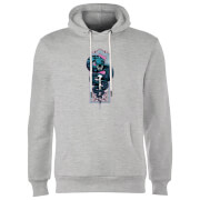 Sweat à Capuche Homme Nagini Néon - Harry Potter - Gris